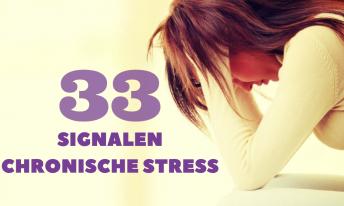 signalen stress